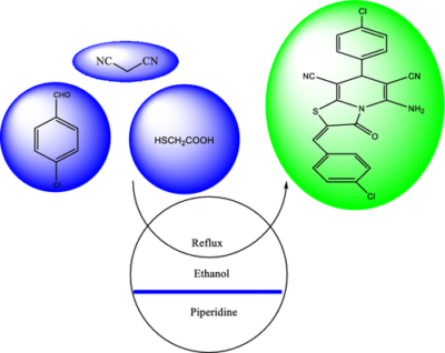 Synthesis of various fused heterocyclic rings from thiazolopyridine and their pharmacological and antimicrobial evaluations