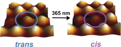 Observation of Collective Photoswitching in Free‐Standing TATA‐Based Azobenzenes on Au(111)