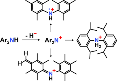 Reactivity of Diarylnitrenium Ions