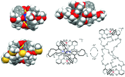 Helicates with Ether‐Substituted Catechol Esters as Ligands