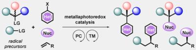 Stereoinduction in Metallaphotoredox Catalysis