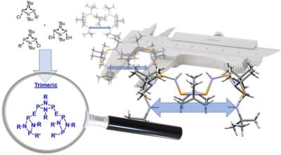 N‐Bridged Acyclic Trimeric Poly‐Cyclodiphosphazanes: Highly Tuneable Cyclodiphosphazane Building Blocks