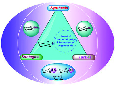 An Overview on the Chemical N‐Functionalization of Sugars and Formation of N‐Glycosides