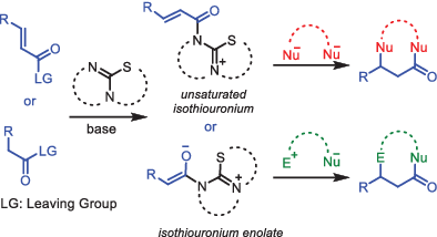 Synthesis of Heterocycles by isothiourea organocatalysis