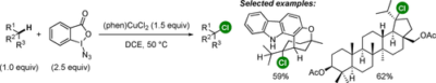 Site Selective Chlorination of C(sp3)−H Bonds Suitable for Late‐Stage Functionalization